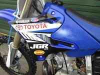 YAMAHA YZ 250 2005 MX MOTO CROSS OFF ROAD BIKE