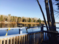 River Front Property in Blackville, NB on the S.W. Miramichi Riv