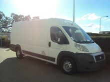 2011 Fiat Ducato Series II MY10 JTD Mid Roof LWB White 6 Speed Manual Van Acacia Ridge Brisbane South West Preview