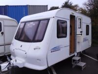 2004 Elddis Firestorm 475 IDEAL STARTER 5 Berth Touring Caravan.