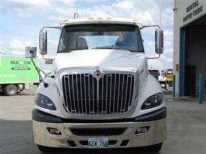 2016 International ProStar +122, Used Day Cab Tractor
