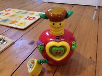 Selection of baby toys - excellent condition
