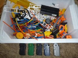 Huge Bundle K'nex Construction Toy