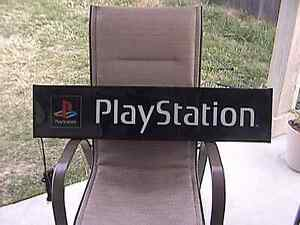 Playstation 1 ex shop display (WANTED) Oak Flats Shellharbour Area Preview