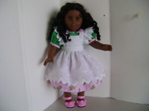Beth's Doll Clothes