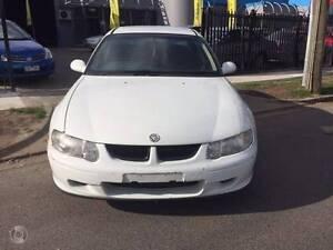 2001 Holden Commodore Sedan Kingsville Maribyrnong Area Preview