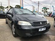 2006 Holden Astra TS MY06 Black 4 Speed Automatic Convertible Maidstone Maribyrnong Area Preview