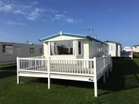 DG & CH STATIC CARAVAN FOR SALE INCLUDING DECKING IN GREAT YARMOUTH NORFOLK, NOT HAVEN