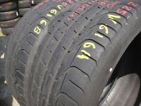 225/40/18 Pirelli x2 A Pair, 5+mm (454 Barking Rd, Plaistow, E13 8HJ) Used Tyres 255 35 245 50 235