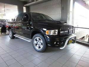 2006 Dodge Ram Black Utility Thornleigh Hornsby Area Preview