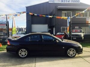 2004 Holden Commodore VY II S 4 Speed Automatic Sedan