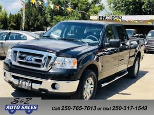2008 Ford F-150 Super Crew 4x4 10 out 0f 10! MUST SEE!