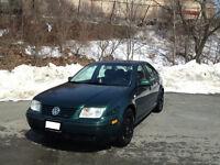 2002 Volkswagen Jetta GLS Sedan - ONTARIO CAR - RUST FREE