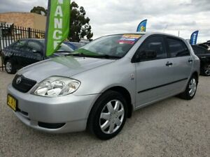 2003 TOYOTA COROLLA ASCENT 5D HATCH, AUTO, 3 MONTHS REGO, SERVICED, REDUCED! North St Marys Penrith Area Preview