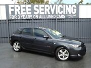 2005 Mazda 3 BK1031 SP23 Grey 4 Speed Sports Automatic Hatchback Old Reynella Morphett Vale Area Preview