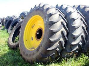Wide Selection of New & Used Ag Tires at Combine World