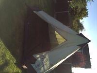 Vango Peace Tepee 800 (family tent/ festival).