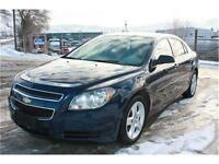 2012 Chevrolet Malibu LS REDUCED! ONLY $10870! BI/WK $95 OAC!