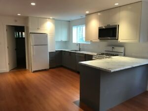 **Brand New, Large, 2 Bedroom Basement Suite for Rent**