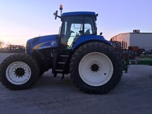 2007 New Holland TG305 Tractor London Ontario image 2