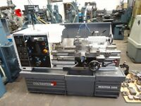 COLCHESTER MASTER VS3250 GAP BED CENTRE LATHE DRO
