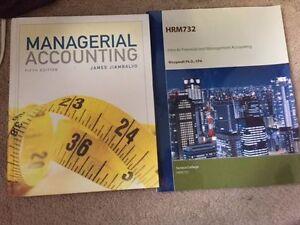Finance & Accounting textbooks