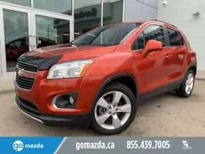 2014 Chevrolet Trax LTZ AWD LEATHER SUNROOF 1 OWNER VERY NICE
