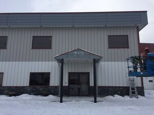 Free Standing Industrial Building on 1.5 Acres in Acheson