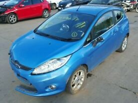Ford Fiesta 1.4 16v 2012 For Breaking
