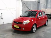 2008 Proton Savvy BT BT Red 5 Speed Manual Hatchback Beresfield Newcastle Area Preview