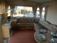 Static caravan for sale 2001 at Eyemouth, Berwickshire, Scottish Borders