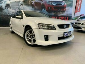 2010 Holden Commodore VE II SV6 6 Speed Automatic Sedan Rockingham Rockingham Area Preview
