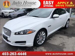 2015 JAGUAR XF NAVIGATION, BACKUP CAMERA