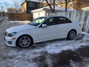 2014 Mercedes-Benz C 300 4 Matic .Drive Away Today $157.53 B/W