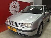 Volkswagen Bora Manual Bora (silver) 2001