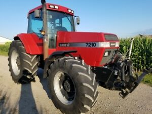 Used Case IH 7210