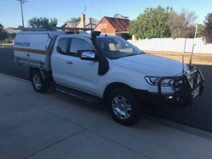 Ford Ranger 2017 Supercab XLT Stawell Northern Grampians Preview
