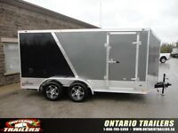 Orders for Stealth Enclosed Trailers (Aluminum or Steel frame)