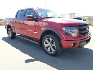 2013 Ford F-150 FX4 (Remote Start, Backup Camera, Heated/Cooled