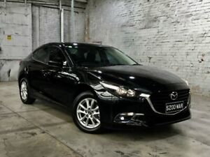 2016 Mazda 3 BM5278 Maxx SKYACTIV-Drive Black 6 Speed Sports Automatic Sedan