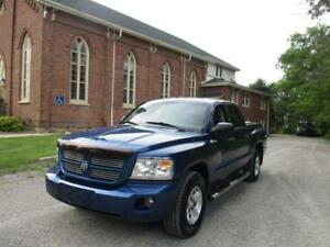 2008 Dodge Dakota SXT - ONLY 132KM!!!! CERTIFIED+SUPER CLEAN