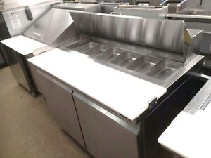 Salad, Sandwich, Prep & Pizza Tables *BRAND NEW! (NOT USED)