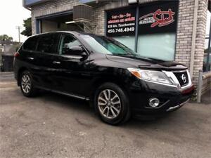 2013 Nissan Pathfinder S AWD 7 PASSAGERS