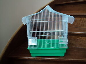 brand new cages and also finches for sell