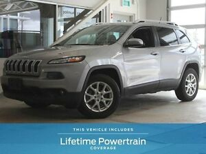 2015 Jeep Cherokee North-Heated Steering Wheel/Seats-Backup Came