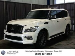 2015 Infiniti QX80 MANAGERS SPECIAL!! Tech/Premium, Loaded