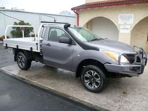 2012 Mazda BT-50 XT (4x4) Titanium 6 Speed Manual Cab Chassis South Nowra Nowra-Bomaderry Preview