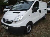 Vauxhall Vivaro 2.0CDTi ( 115ps ) ( EU IV ) 2011 REG 2900 LWB 1 OWNER