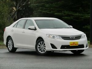 2013 Toyota Camry ASV50R Altise White 6 Speed Sports Automatic Sedan Strathalbyn Alexandrina Area Preview