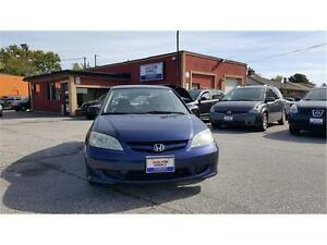 2004 HONDA CIVIC SE ONLY 140,000Km!!